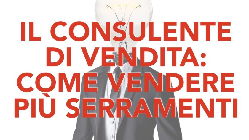consulente di vendita