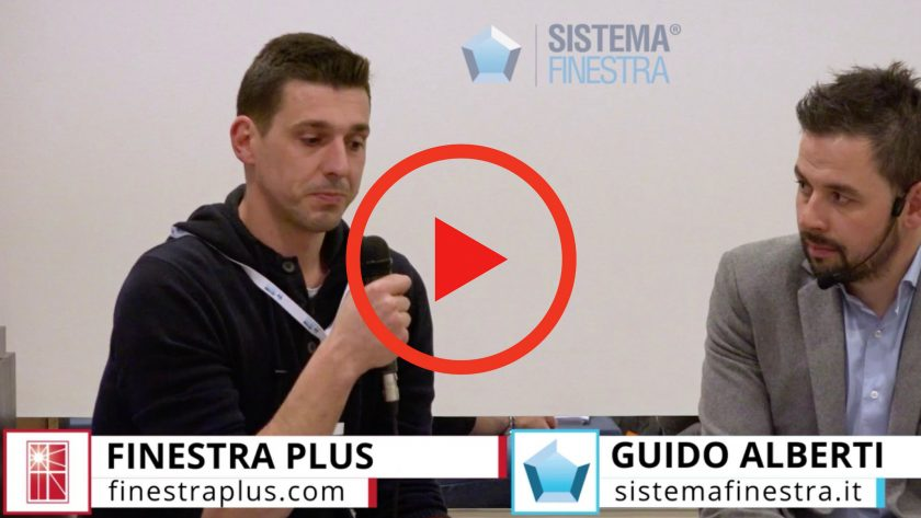 Caso Studio Sistema Finestra - Finestra Plus