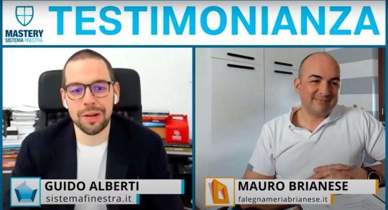 Testimonianza Mastery