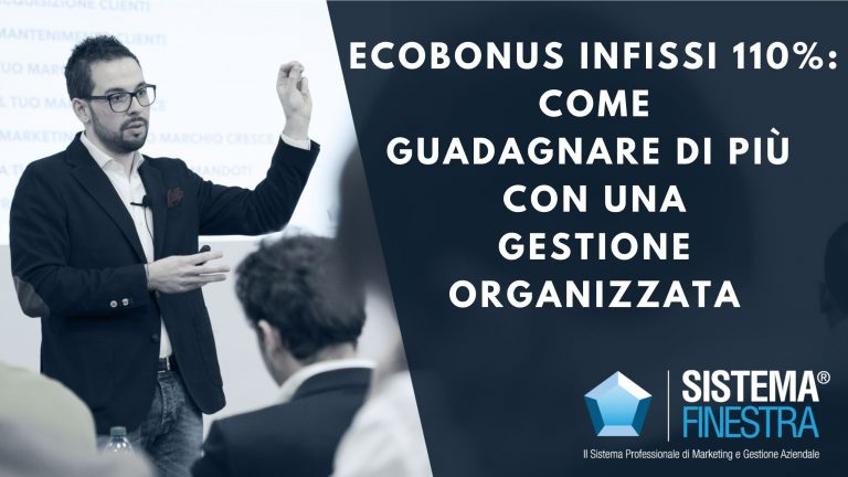 ecobonus infissi 110%